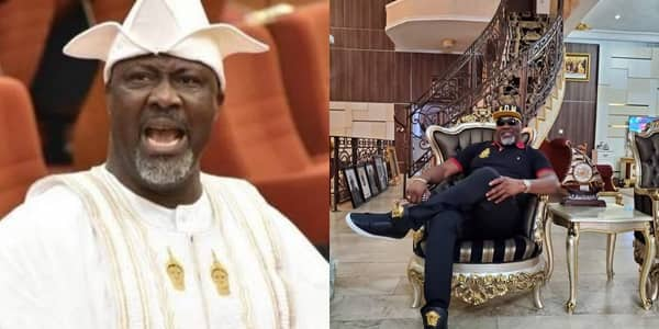 Dino Melaye: Looters prevented from invading ex-lawmaker's building in Kogi
