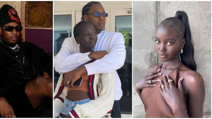 Sudanese-Australian model Adut Akech hints at breakup with singer Runtwon, says 'Single and ready to mingle'