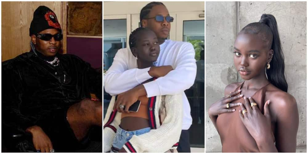 Adut Akech hints at breakup with singer Runtwon