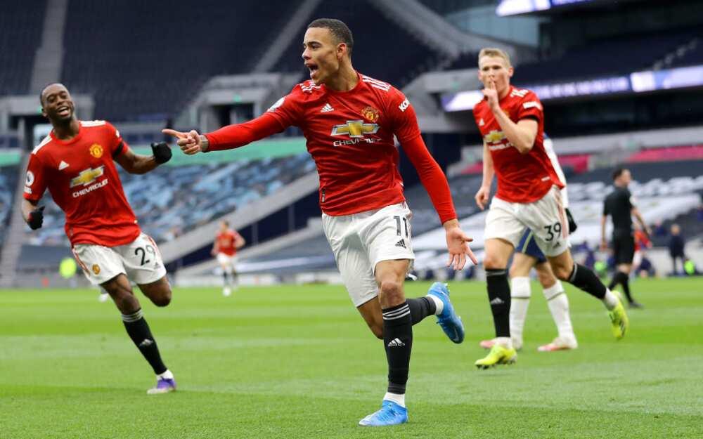 Man United Comeback From 1 Goal Down to Beat Struggling Tottenham at White  Hart Lane ▷ Nigeria news | Legit.ng