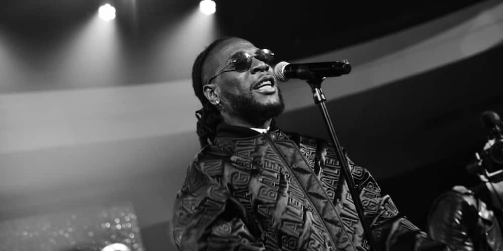 Reactions as Burna Boy finally drops emotional song about Lekki toll gate incident