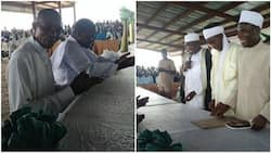 Two pastors reportedly convert to Islam during a Ramadan lecture in Ogun State