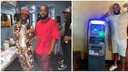 Man purchases his own ATM machine, shows it off, says he will make passive income all through the year