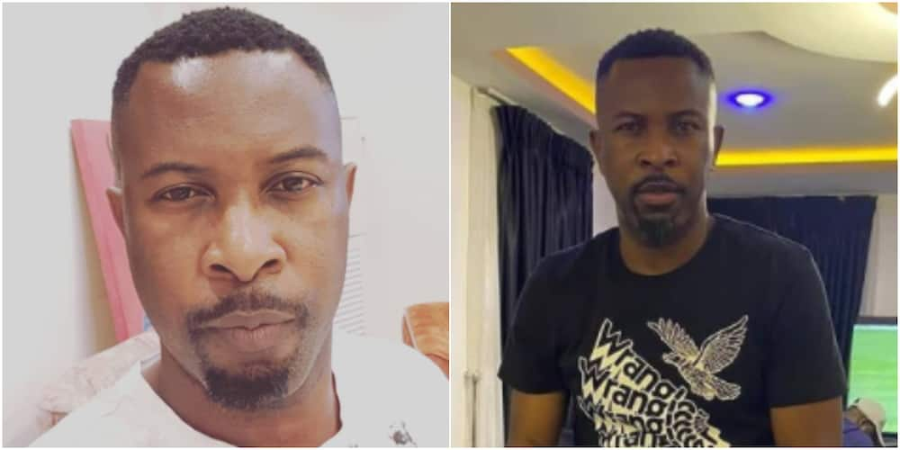 Reactions as Ruggedman asks why it's just female actors that are buying cars and building houses in Nollywood