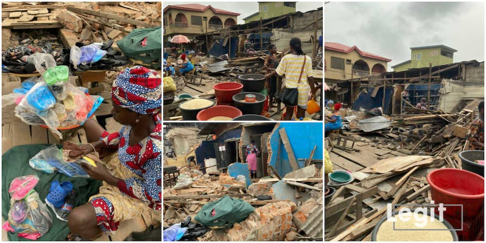 Property, Shop owners, traders groan over demolition exercise in Bariga