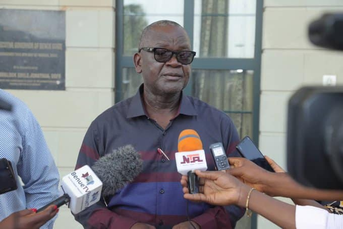 Alleged Assassination Attempt: Ortom Sends Another Important Message to Nigerians