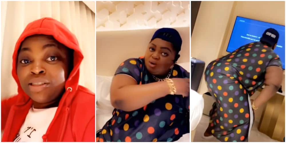 Funke Akindele Shares Hilarious Throwback Videos of Her Time in Dubai with Eniola Badmus