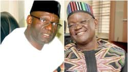 Tension as security is tightened ahead of tribunal's verdict in Jime, Ortom case
