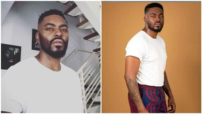 I wish I were white, black people are wicked - BBA's Tayo reacts to Lagos flood