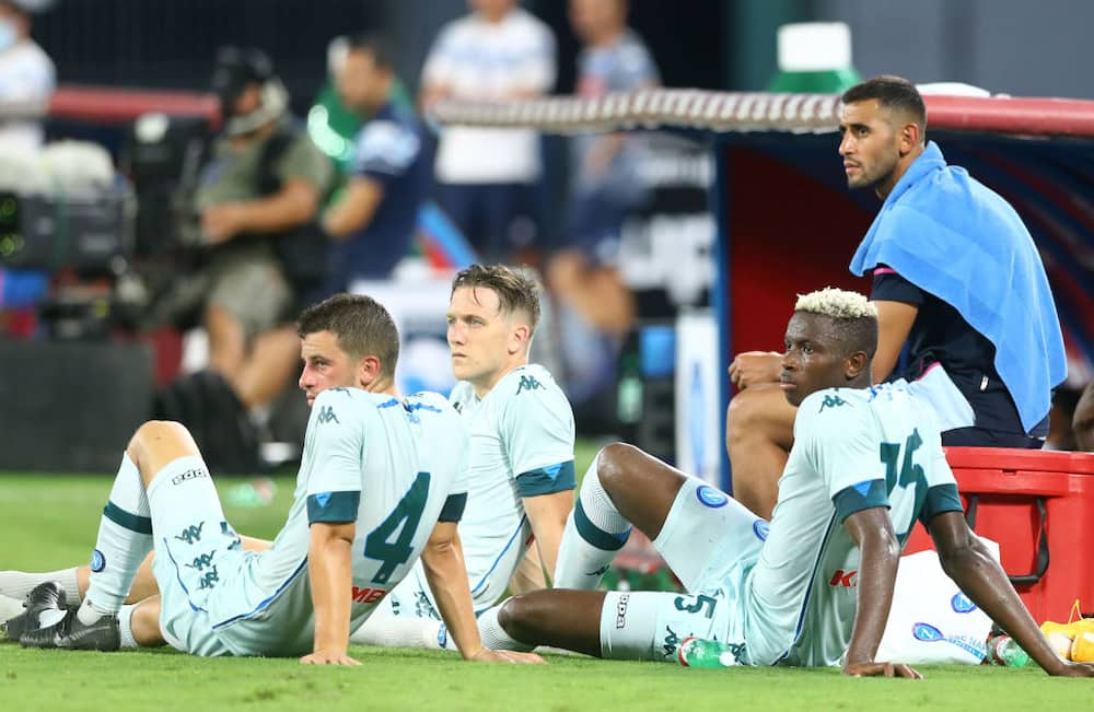 Victor Osimhen: Napoli boss Gattuso defends Nigerian star after firing blanks against Pescara