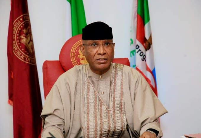 Constitution review: We are not under pressure from anyone, Omo-Agege says
