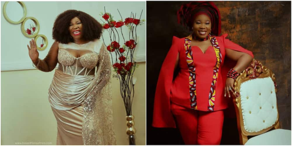 Omotola, Empress Njamah, Other Celebrities Celebrate Actress Ada Ameh As She Turns 47