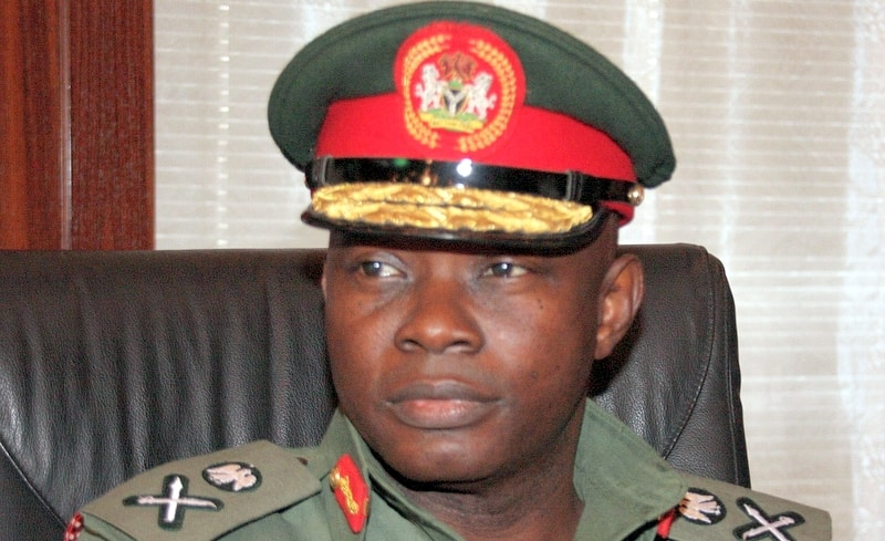 Chief of defence staff charges military officers to declare their assets