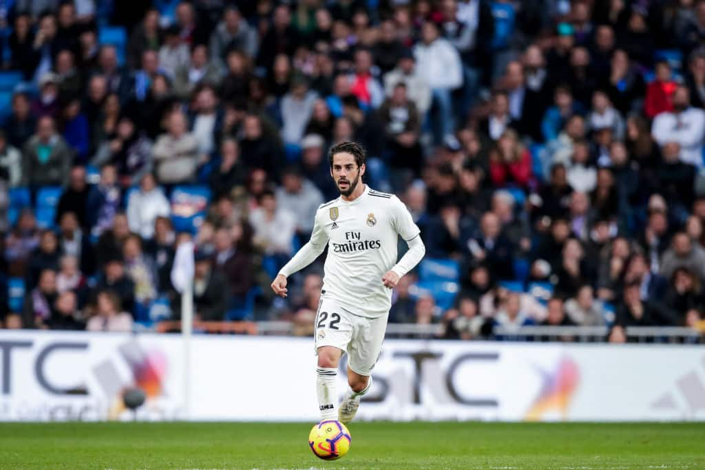 Chelsea and Arsenal reportedly eye summer move for Real Madrid star Isco