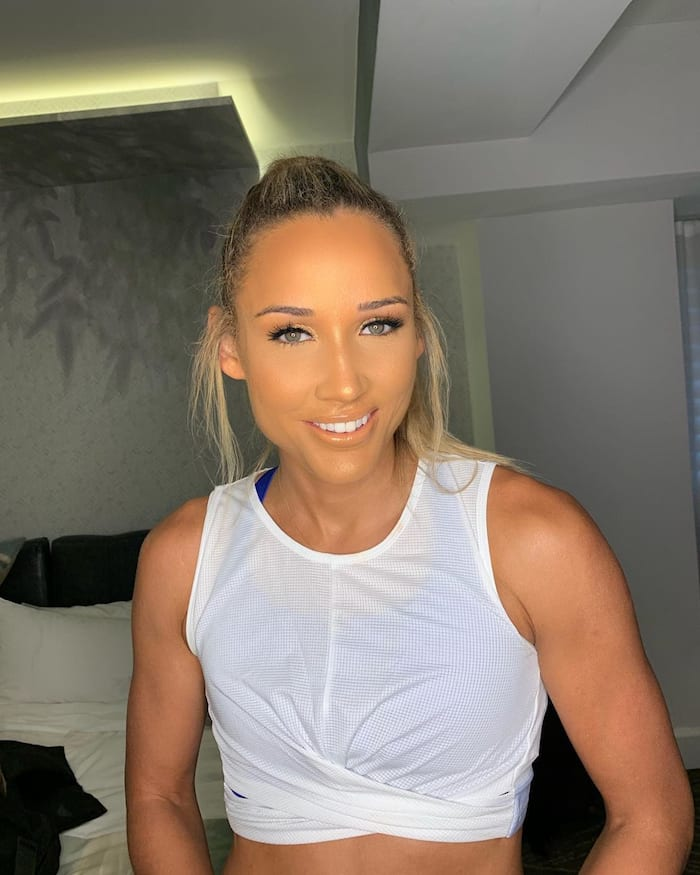 Is lolo jones who Sexiest Pictures