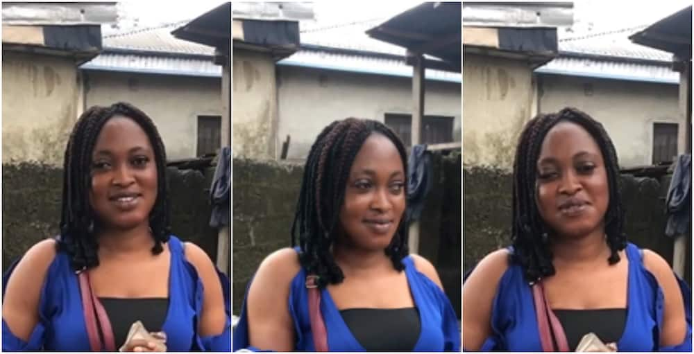 Lady who sells noodles almost in tears as stranger gifts her money