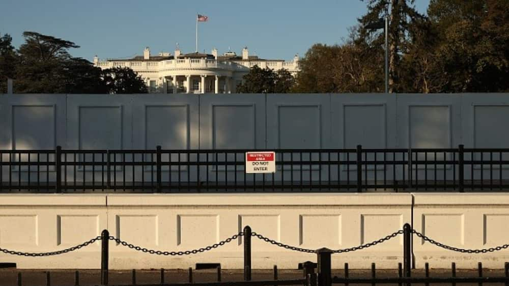 US 2020: Trump's govt braces for protests, erects security fence around White House