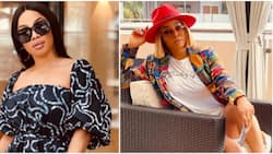 Rock of ages: Nigerians bash Toke Makinwa for saying huge rock must be used to propose to her