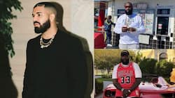 """Drake says Rick Ross is the """"greatest"""" rapper alive, fans react"""