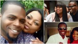 JJC Skillz dedicates emotional video to Funke Akindele ahead of 5th wedding anniversary, fans gush