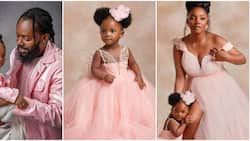 Deja at 1: Adekunle Gold and Simi release single as they celebrate daughter's birthday
