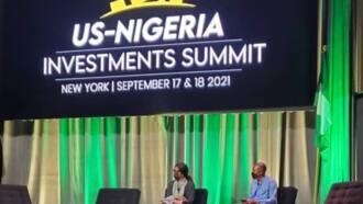 Enugu state Participates at the US-Nigeria Investment Summit 2021 in New York