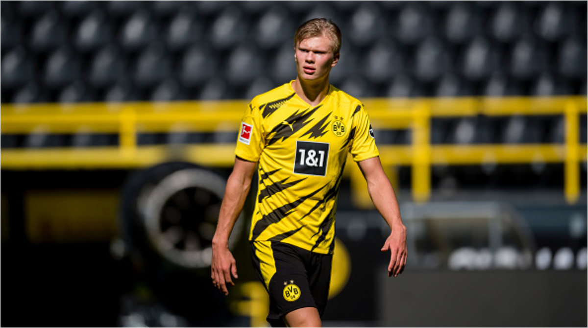 Erling Haaland Kicked Out Of The Nightclub For Allegedly Being Drunk