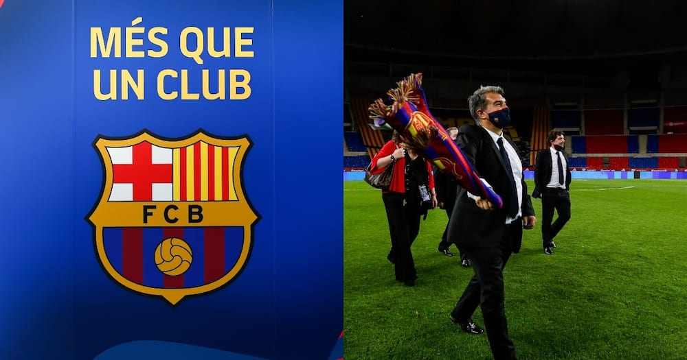 Barcelona Announce They Will Not Be Withdrawing from Super League
