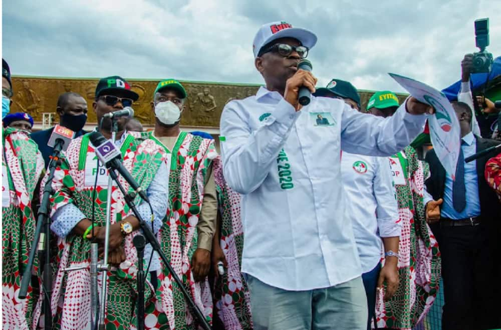 Zaben Ondo: Abubuwa 10 da ya dace ka sani game da dan takarar PDP, Eyitayo Jegede