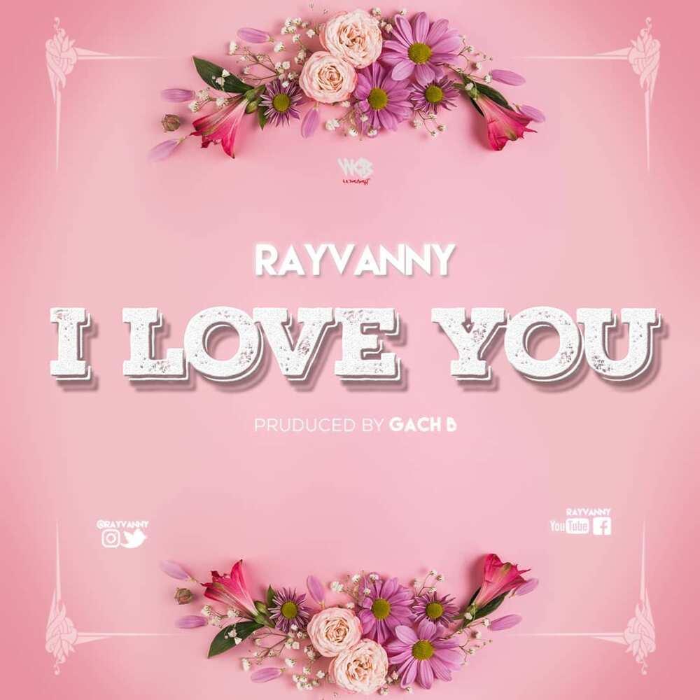 Rayvanny - I Love You reactions