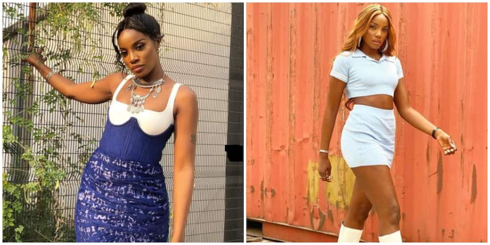 Seyi Shay says she stopped posing with male fans, some colleagues to avoid dating rumours