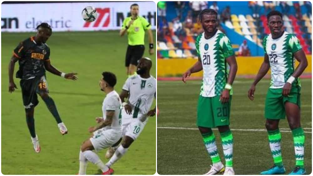 Jubilation as Nigerian football star scores on his debut for top European club