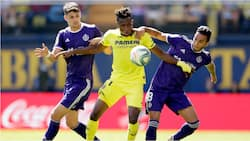 Real Madrid eye Super Eagles star to replace Gareth Bale