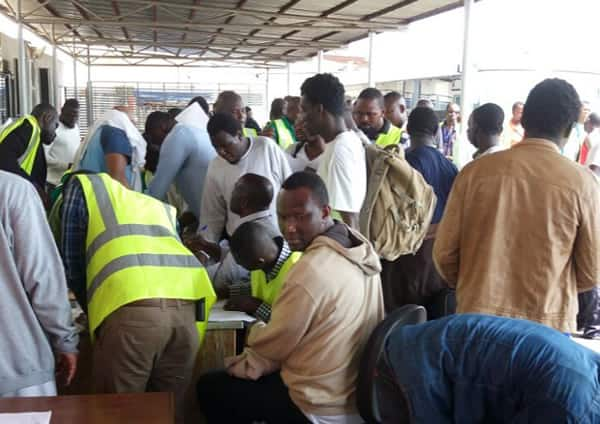 Just in: Nigeria deports 4 Ghanaians for violating immigration rules