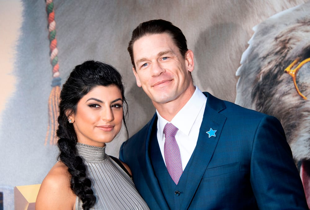 John Cena's spouse