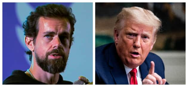 This is the main reason we banned Trump's account, Twitter CEO