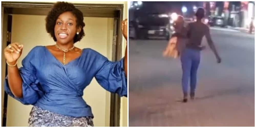 Humanitarian calls out woman renting babies to beg for money, shares video