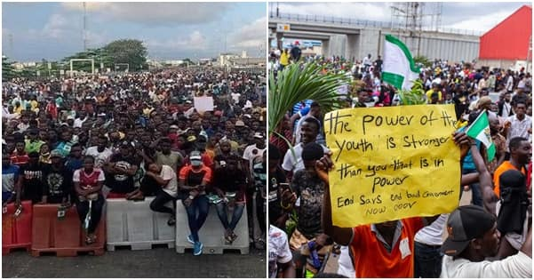 BREAKING: Court orders CBN to unfreeze bank accounts of EndSARS protesters
