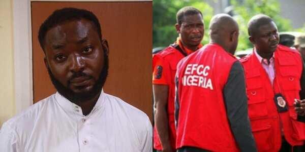 Zargin $6m: Felix Okpoh ya kawo kan shi hannun Hukuma inji Jami'in EFCC