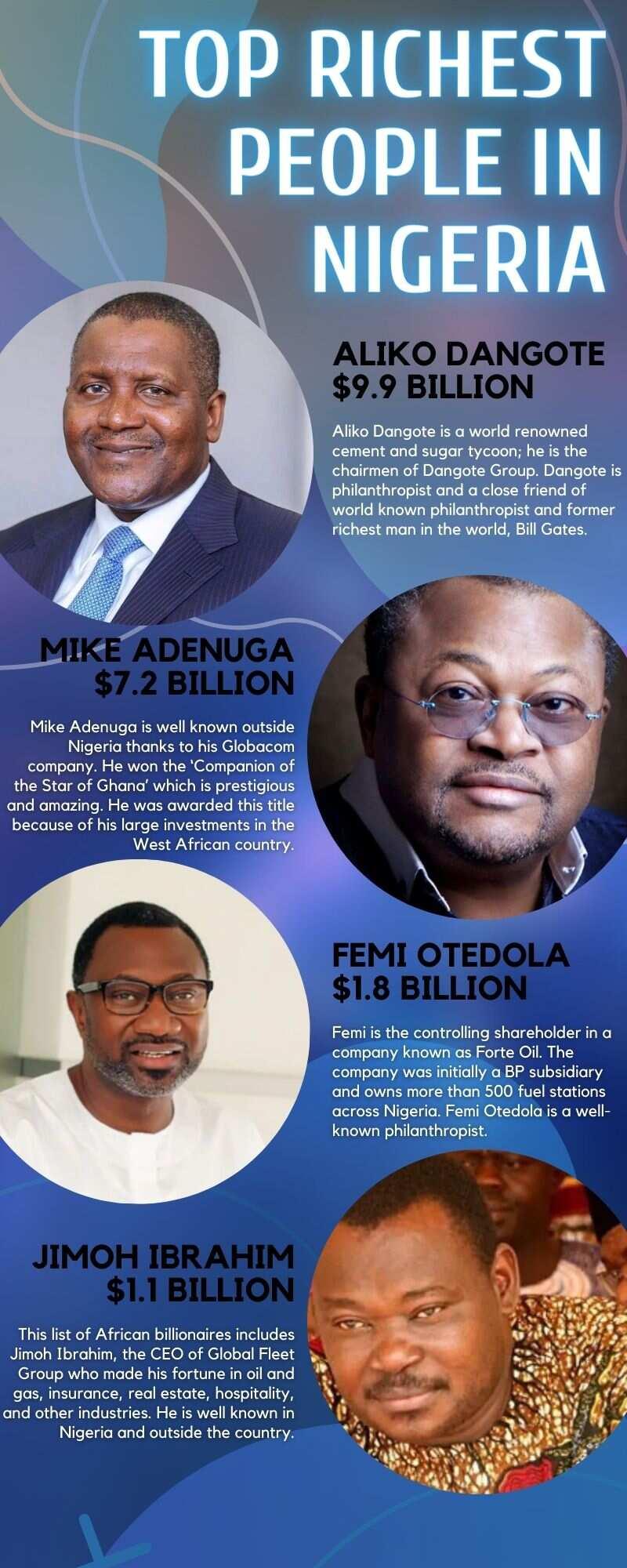 richest people in Nigeria