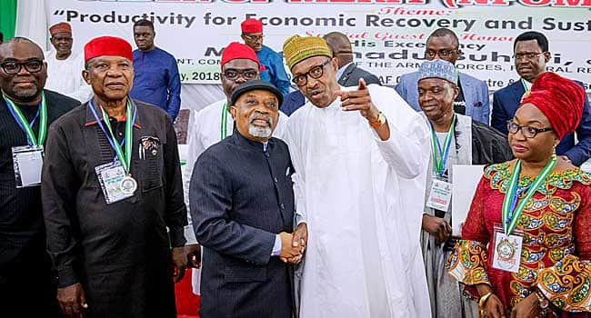 Nigerian elites hate Buhari because he doesn't give them free money - Ngige