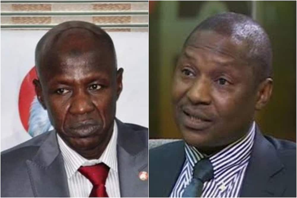 Ibrahim Magu reveals how Buhari's top minister compromised transparent disposal of forfeited vessels