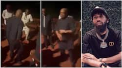 Former Nigerian governor Kalu shows off his dance steps in video, many people think he wanted to twerk