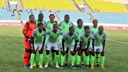 Nigeria destroy Zambia to keep hopes of retaining Africa Women Nations Cup alive