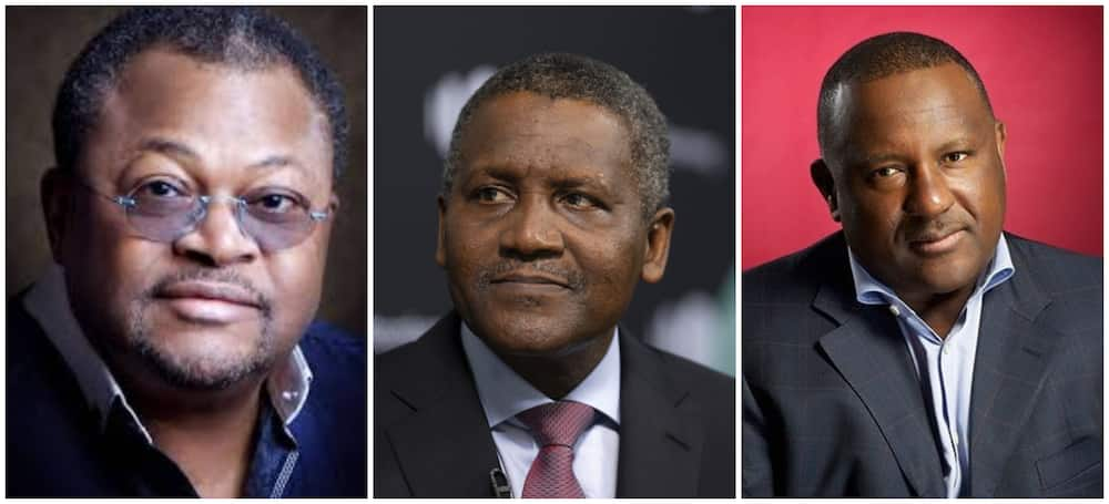 Folorunsho Alakija out as Forbes releases list of 18 African billionaires, see Dangote's position