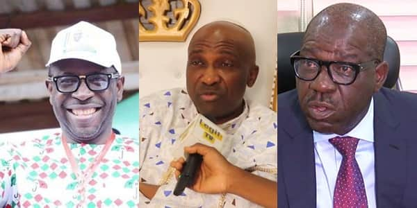 Edo election: Primate Ayodele says Obaseki will win should there not be manipulation