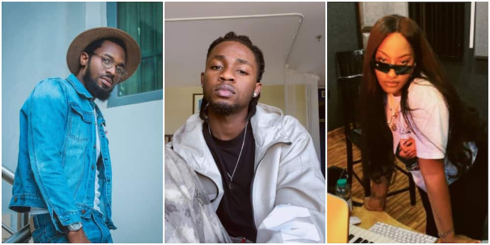 Singer D'banj shares proof that Omah Lay and Tems will be home soon