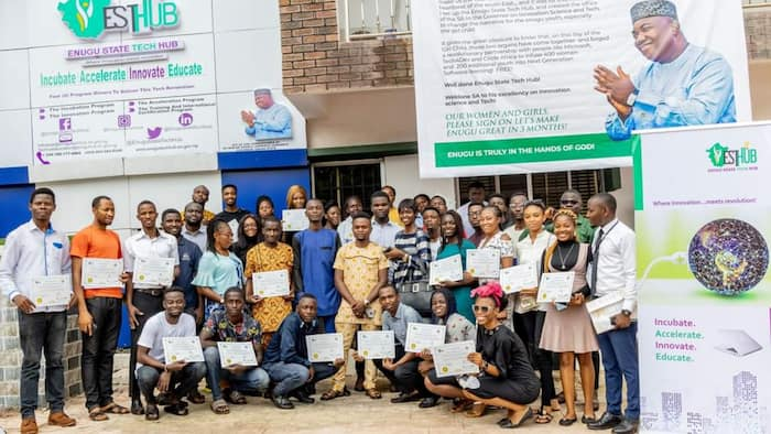Enugu Govt Commences Training Of 600 Women, Youths in Software IT Infusion Programme