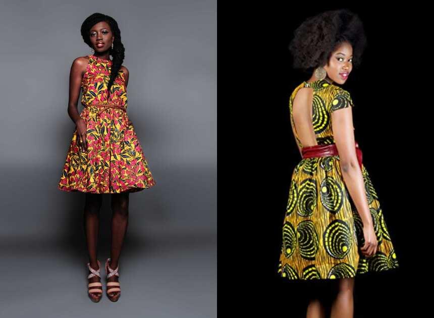 Popular A Line Ankara Dresses For Nigerian Women Legitng