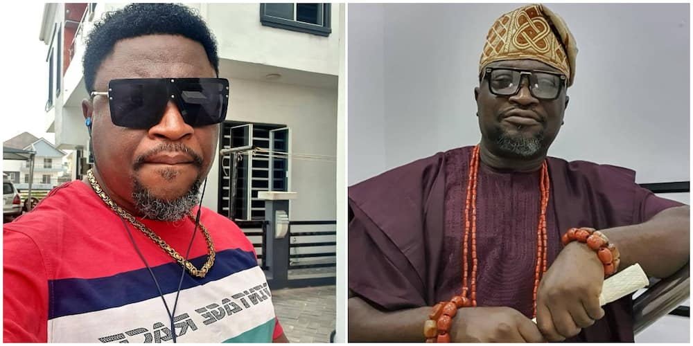Actor Femi Branch calls on police to investigate Ogun hotel for allegedly planting cameras in rooms